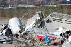 СК попросили завести дело о халатности, повлекшей крушение Ту-154 в Черном море