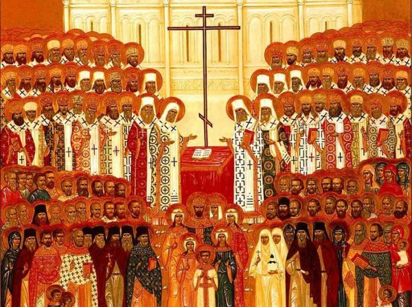 В Собор новомучеников и исповедников Церкви Русской включены четыре новых имени