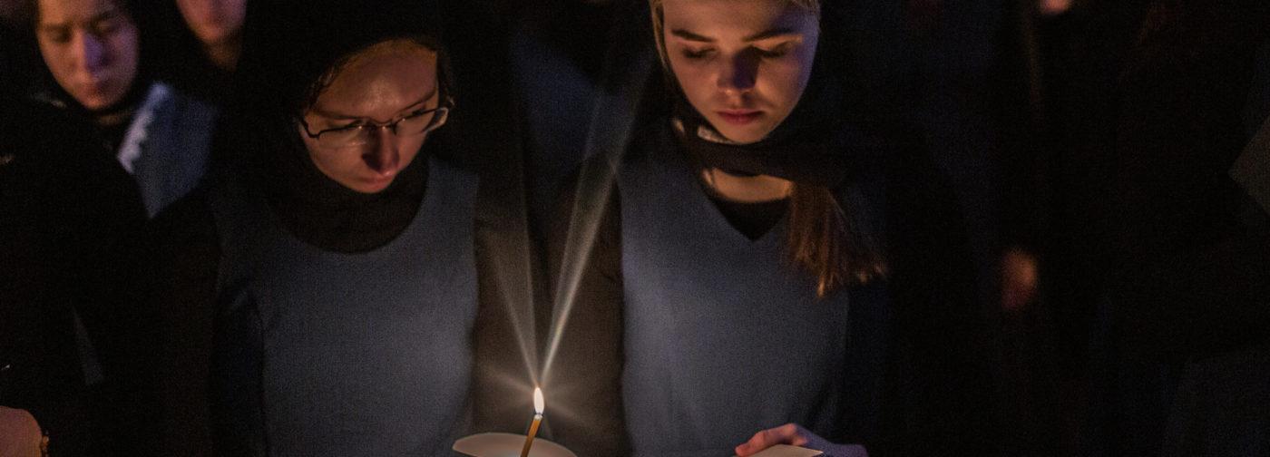 Мариино стояние – почему сегодня надо быть в храме. И можно даже не стоять