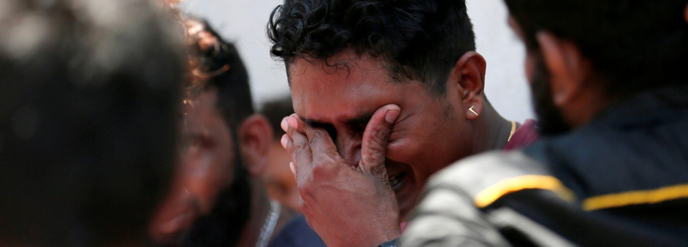 Христиане, убитые в Шри-Ланке. Мы с ними — в одном окопе