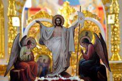 Христос Воскрес! Эта весть, как пожар, пронеслась сквозь пространство и время