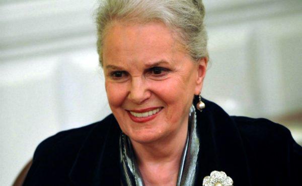 На 92 году жизни умерла народная артистка Элина Быстрицкая