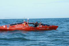 Шторм трижды перевернул лодку Федора Конюхова в Южном океане
