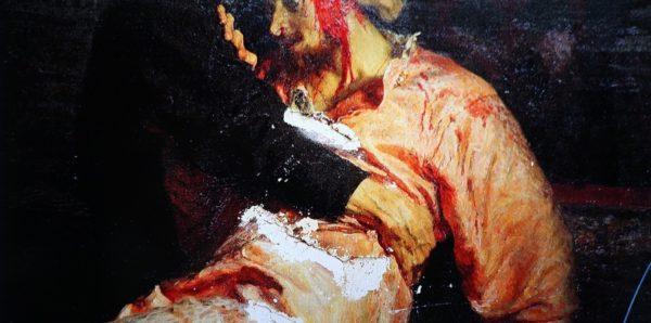Повредившего картину Репина в Третьяковке приговорили к 2,5 годам колонии