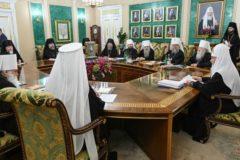 Священный Синод назначил новых управляющих Орловской, Южно-Сахалинской, Североморской и Уржумской епархий