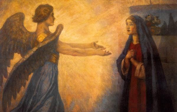 Представим, что Мария отвечает не «Се, раба Господня». И ад бы остался заперт