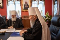 Заявление Священного Синода УПЦ о ситуации в украинском и мировом Православии