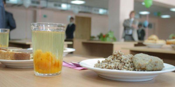 В России с 1 мая начнут проверку качества питания в школах