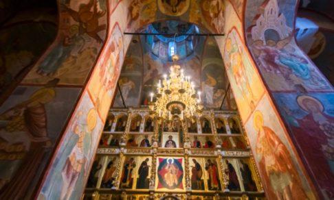 В Свияжске открылся Успенский собор, который реставрировали 10 лет