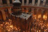 РПЦ: Представителей новой украинской церкви не допустят к пасхальным богослужениям в Иерусалиме