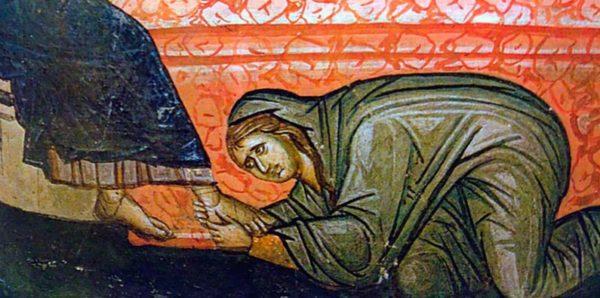 Великая Среда: Церковь вспоминает помазание Христа миром и предательство Иуды