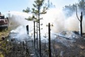 Почти 650 человек лишились имущества из-за природных пожаров в Забайкалье