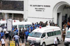 Власти Шри-Ланки установили организаторов взрывов на Пасху