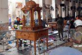 Патриарх Кирилл направил соболезнования в связи с серией взрывов на Шри-Ланке