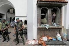 Количество погибших в терактах на Шри-Ланке увеличилось до 215, среди них много иностранцев