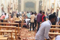 Взрывы на Пасху на Шри-Ланке. Что известно на данный момент