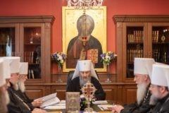 Синод УПЦ обратится к предстоятелям Православных Церквей по поводу сложившейся на Украине ситуации