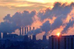 Россия вошла в десятку стран с высокой смертностью из-за загрязненного воздуха