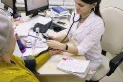Росстат: Треть россиян не обращается за помощью к врачам