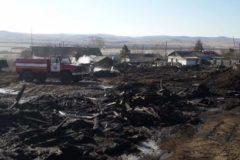 Дома для жителей Забайкалья, потерявших жилье в пожарах, начнут строить в июне