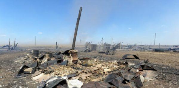 Забайкальской митрополии пожертвовали почти полмиллиона рублей для пострадавших от пожаров