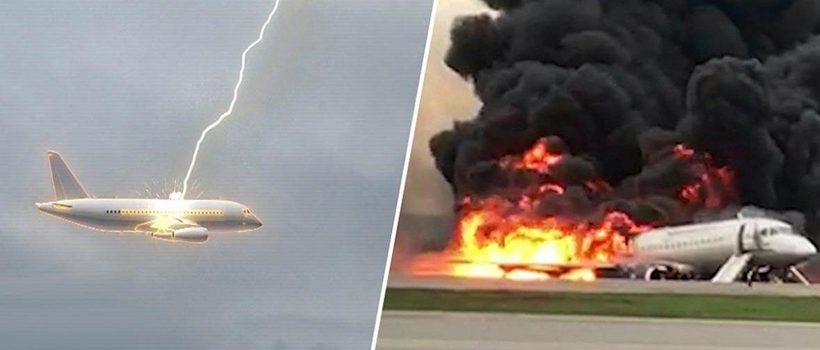 Молния и опасный маневр — эксперты назвали возможные причины крушения SSJ 100