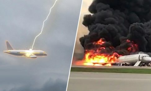 Авиакатастрофа в Шереметьево