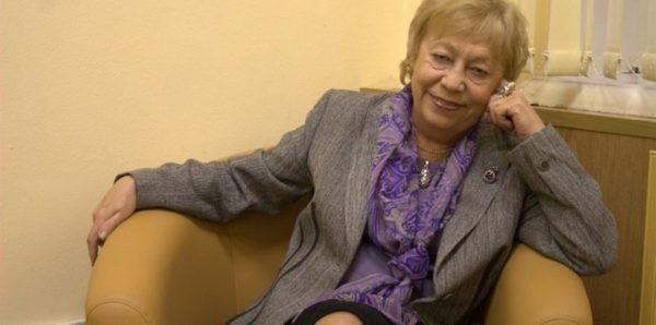 В Москве умерла историк Наталия Басовская