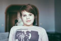 Оля родилась 51 сантиметр, а ее опухоль – 11. Пока ждали очередь на операцию, время было упущено