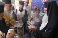 На Кипр вернули похищенные мощи святых, обнаруженные на аукционе в Германии