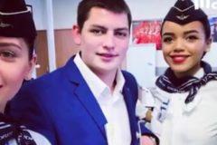 СМИ: Бортпроводник сгоревшего в Шереметьеве самолета погиб, пытаясь спасти пассажиров