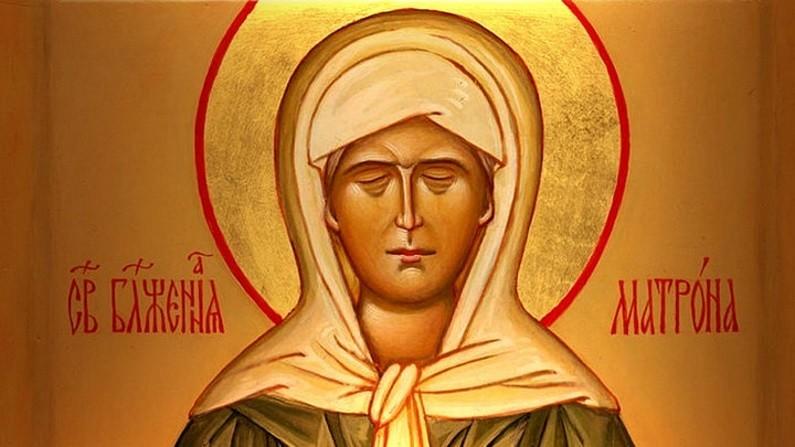 Мощи Святой Матроны Московской: где поклониться?