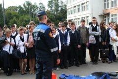 Из московских школ эвакуировали около пяти тысяч человек из-за угроз взрыва