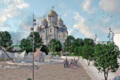 Жители Екатеринбурга предложили 48 площадок для строительства храма святой Екатерины