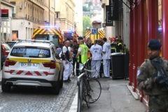 Взрыв в Лионе: пострадали 13 человек