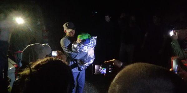 В Ивановской области нашли двухлетнего мальчика, заблудившегося в лесу