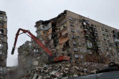 Жильцы обрушившегося дома в Магнитогорске пожаловались на счета за ЖКХ