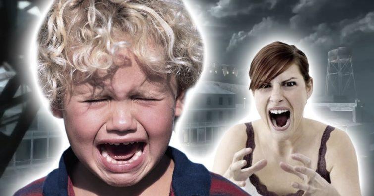 Почему мы кричим на детей