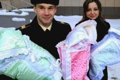 В России хотят ввести «отцовский капитал» для многодетных семей