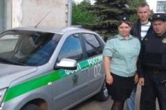 В Башкирии судебные приставы спасли мужчину, отравившегося угарным газом