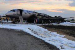 СМИ: Приоритетной версией катастрофы в Шереметьеве стала ошибка пилотов