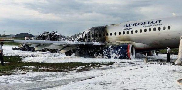 Эксперты раскрыли полную картину катастрофы SSJ 100 в Шереметьеве