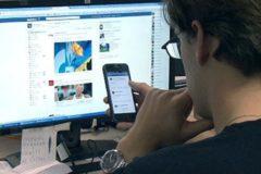 Уполномоченный по правам человека предложила мониторить страницы школьников в соцсетях