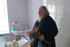 Священники навестили в больницах пострадавших в катастрофе в Шереметьево