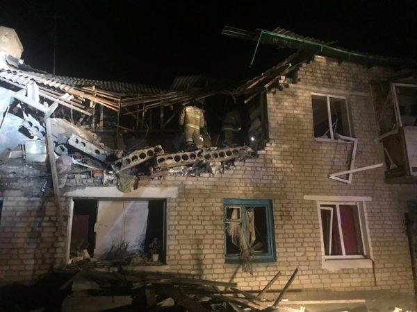 Два человека погибли врезультате взрыва газа вРостовской области