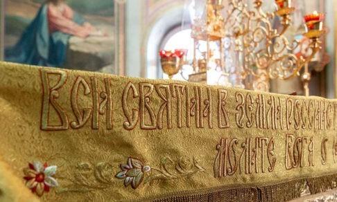 День всех святых, в земле Российской просиявших. Вся История Церкви - это история гонений