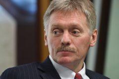 В Кремле считают необходимой проверку действий полиции на марше в поддержку Голунова