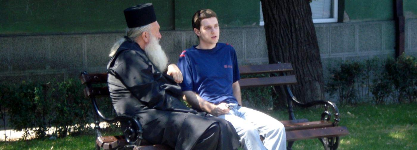 О протестантском пасторе, ставшем православным монахом, и о благочестивом отце семейства – домашнем тиране