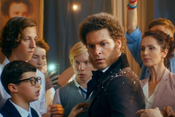 Медиа-Пушкин, или О поэте в интернете – кино, мультфильмы, музыка и реклама