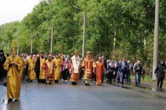 Около 27 тысяч паломников отправились в Великорецкий крестный ход